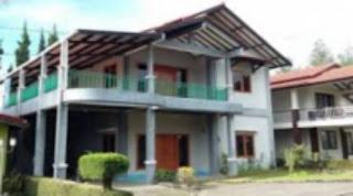 villa istana bunga 3 kamar kapasitas banyak