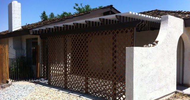 Lapham Construction Southwest Style Patio Cover In