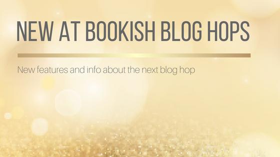 New at Bookish Blog Hops