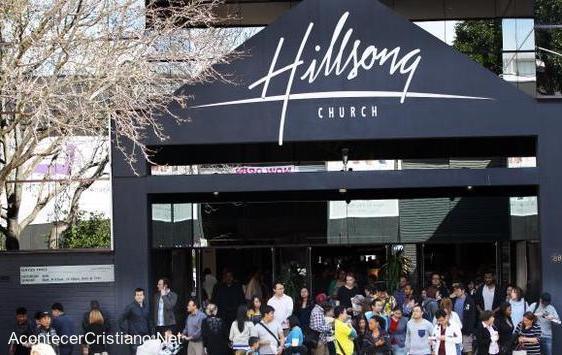 Iglesia Hillsong de Australia de hacer dinero con la fe
