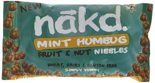 Nakd Nibbles Mint Humbug