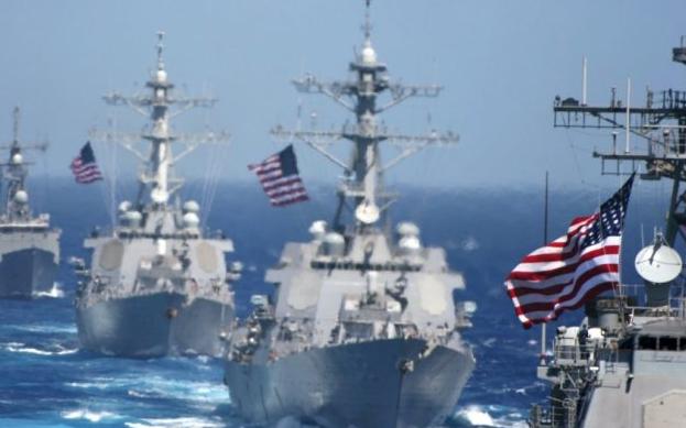 Ο 6ος στόλος κατεβαίνει στην Ανατολική Μεσόγειο «ασπίδα» στα πλοία της ExxonMobil