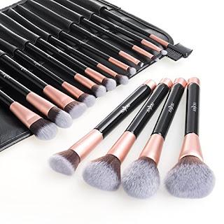 Anjou Makeup Brushes