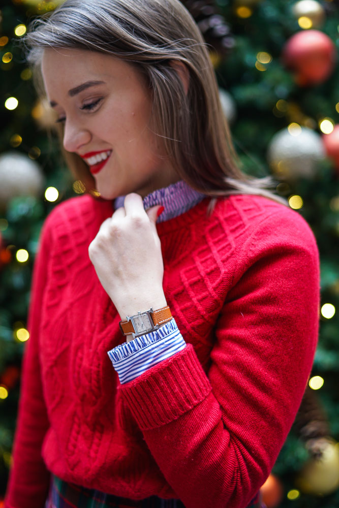 Krista Robertson, Covering the Bases, Travel Blog, NYC Blog, Preppy Blog, Style, Fashion Blog, Fashion, NYC Christmas, Christmas in the city, Holiday Style, Vineyard Vines Holiday Wear, Preppy Holiday Style, Preppy, His & Hers Holiday, gifts for her, gifts for him