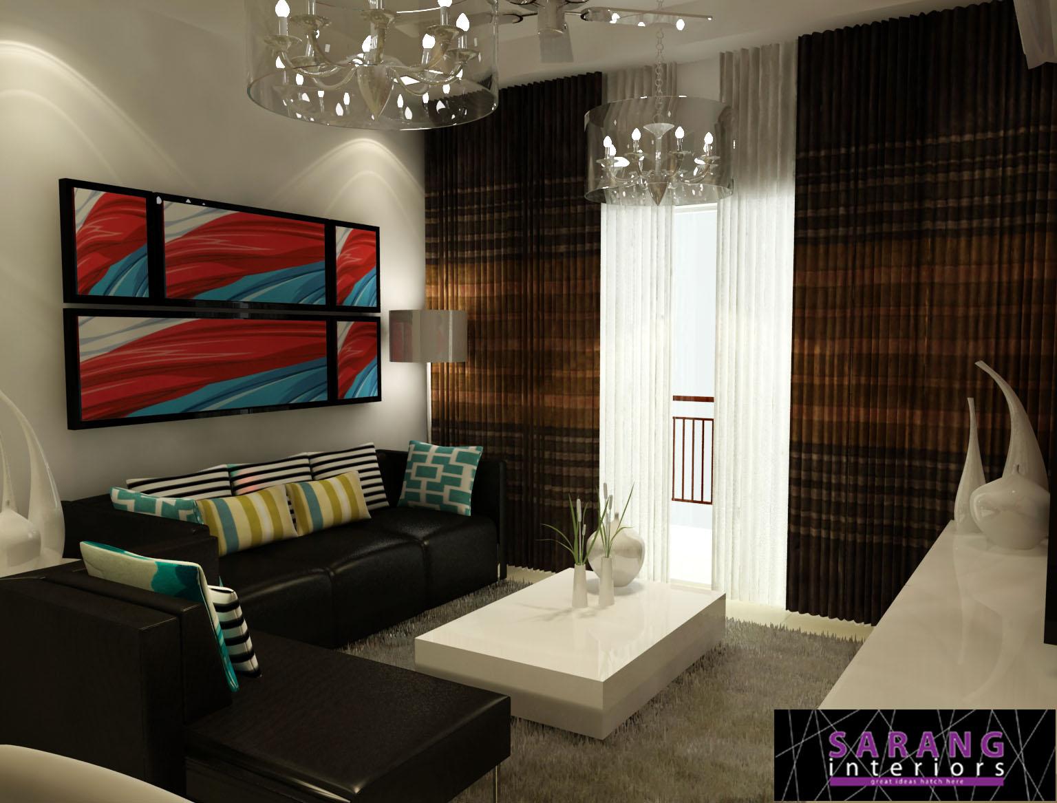 Sarang Interiors Modern Tropical Interior Design By: SARANG INTERIORS: March 2012