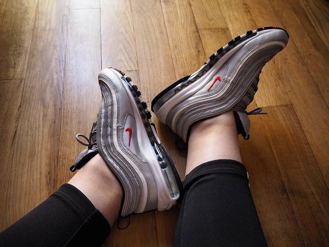 mi colección de zapatillas AIR MAX 97