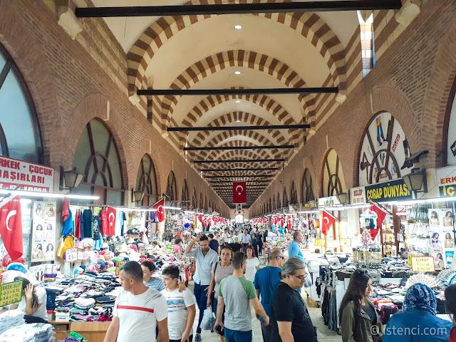 Arasta Çarşısı, Edirne veya Selimiye Arastası
