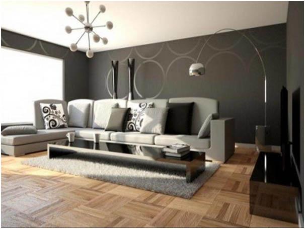 Demikian Beberapa Referensi Warna Cat Ruang Tamu Modern Minimalis Yang Bisa Menjadi Anda Jika Sedang Membangun Rumah Sederhana Dengan
