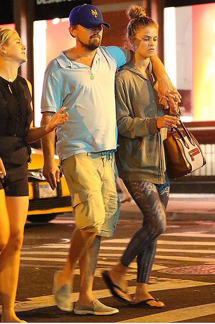Leonardo DiCaprio and Nina Agdal 0002