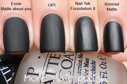Rimmel Matte Nail Polish Top Coat