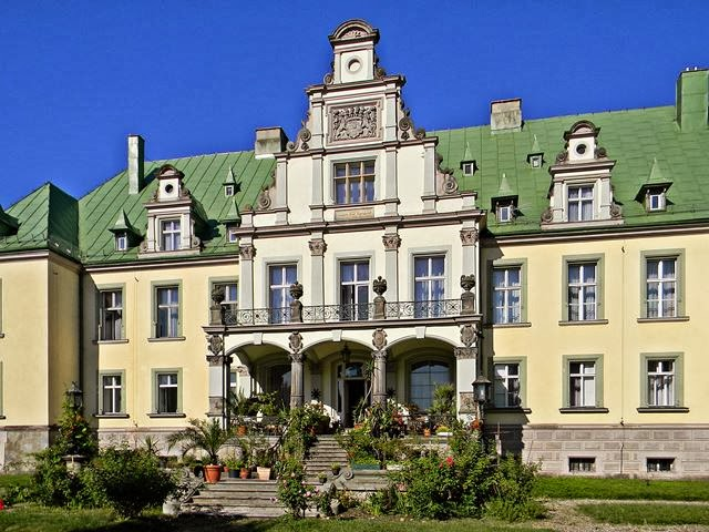 polskie pałace, Opolszczyzna, opolskie atrakcje