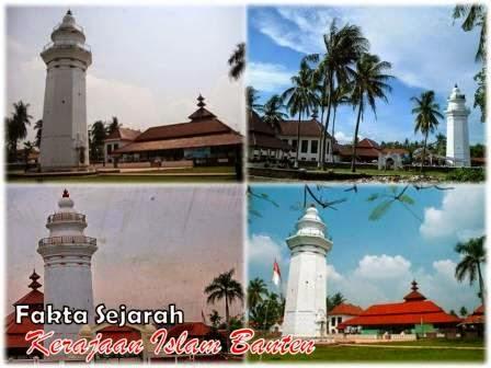 Fakta Sejarah Kerajaan Islam Banten Fakta Inspiratif