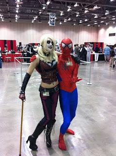 Harley Quinn / Spider-Man