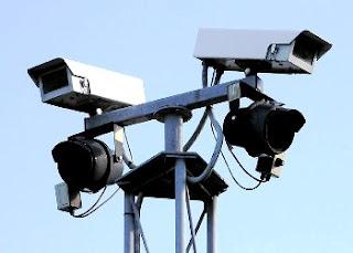 CCTV pemantau lalu lintas