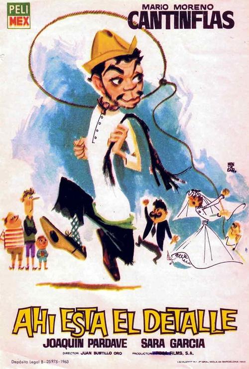 Ahi Esta El Detalle - 1940