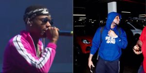 Eye Witness Narrates What Led To The 'Fight' Between Wizkid & Davido In Dubai