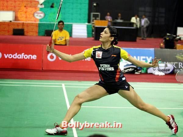 Ashwini Ponnappa, Check out India's 10 Hottest sports women