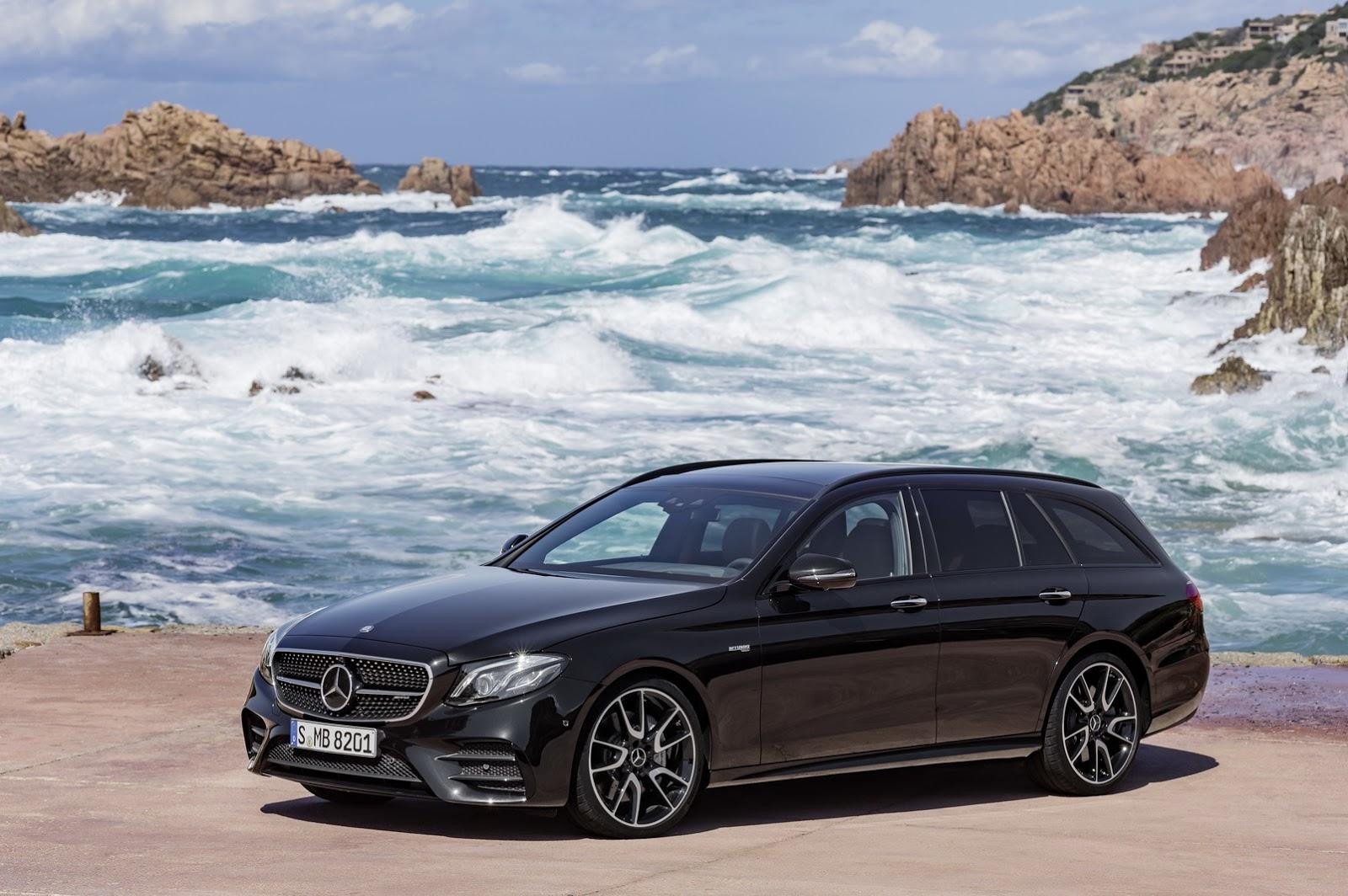 All Types mercedes e class estate 2010 : VWVortex.com - 2017 W213 Mercedes-Benz E-Class Estate lineup ...