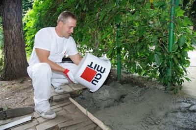 необходимо количество бетон