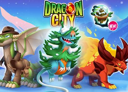 Dragon City Yemek Hilesi Yapımı