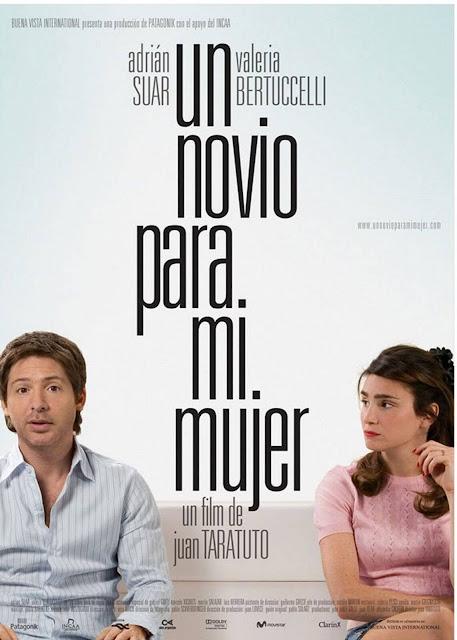 Cartel: Un novio para mi mujer (2008)