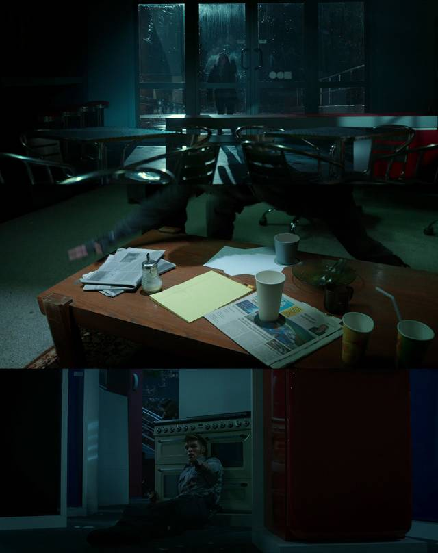 Resultado de imagen para Vigilante nocturno (2017) captura