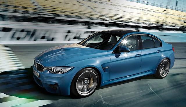 Luxury Car Sedan BMW M3
