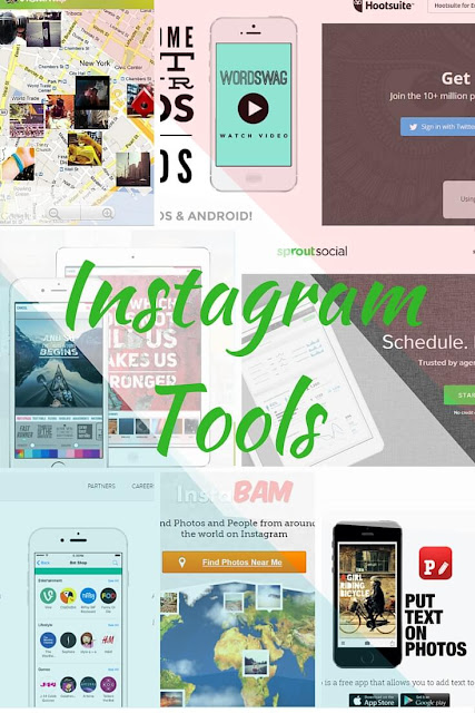 Use apps and social media management platforms to build, grow and analyze your Instagram account.