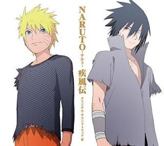 Kumpulan Soundtrack Lagu Lagu Naruto Terbaru