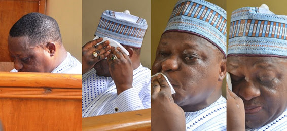Why Ex-Governor Dariye Was Sentenced To Jail Despite His Tears