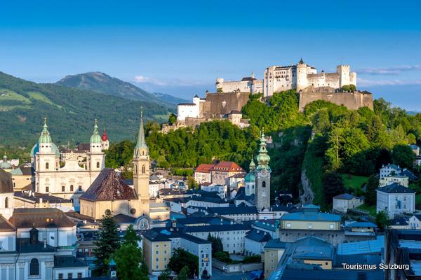 Fortaleza Hohensalzburg (Salzburgo, Austria)
