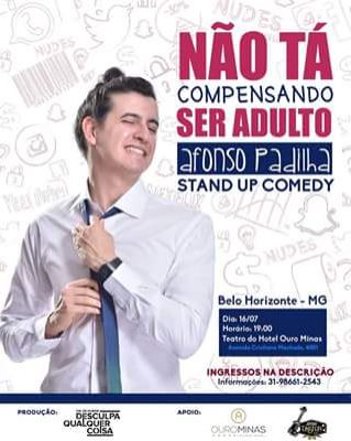 Não tá Compensando Ser Adulto Torrent Download