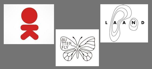 Sembol ve Sayılardan Oluşan Logotype'lar