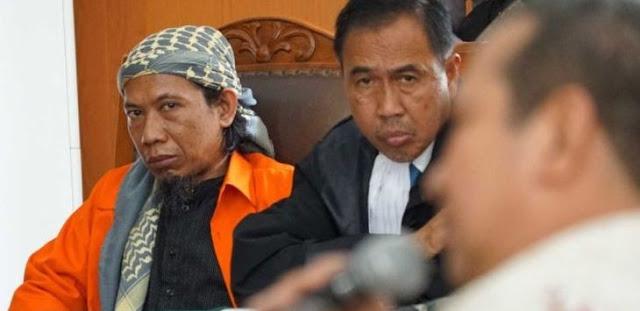Jaksa Penuntut Umum Bacakan Fakta Ajaran Tauhid Aman Abdurrahman yang Menjanjikan Kehidupan Surga