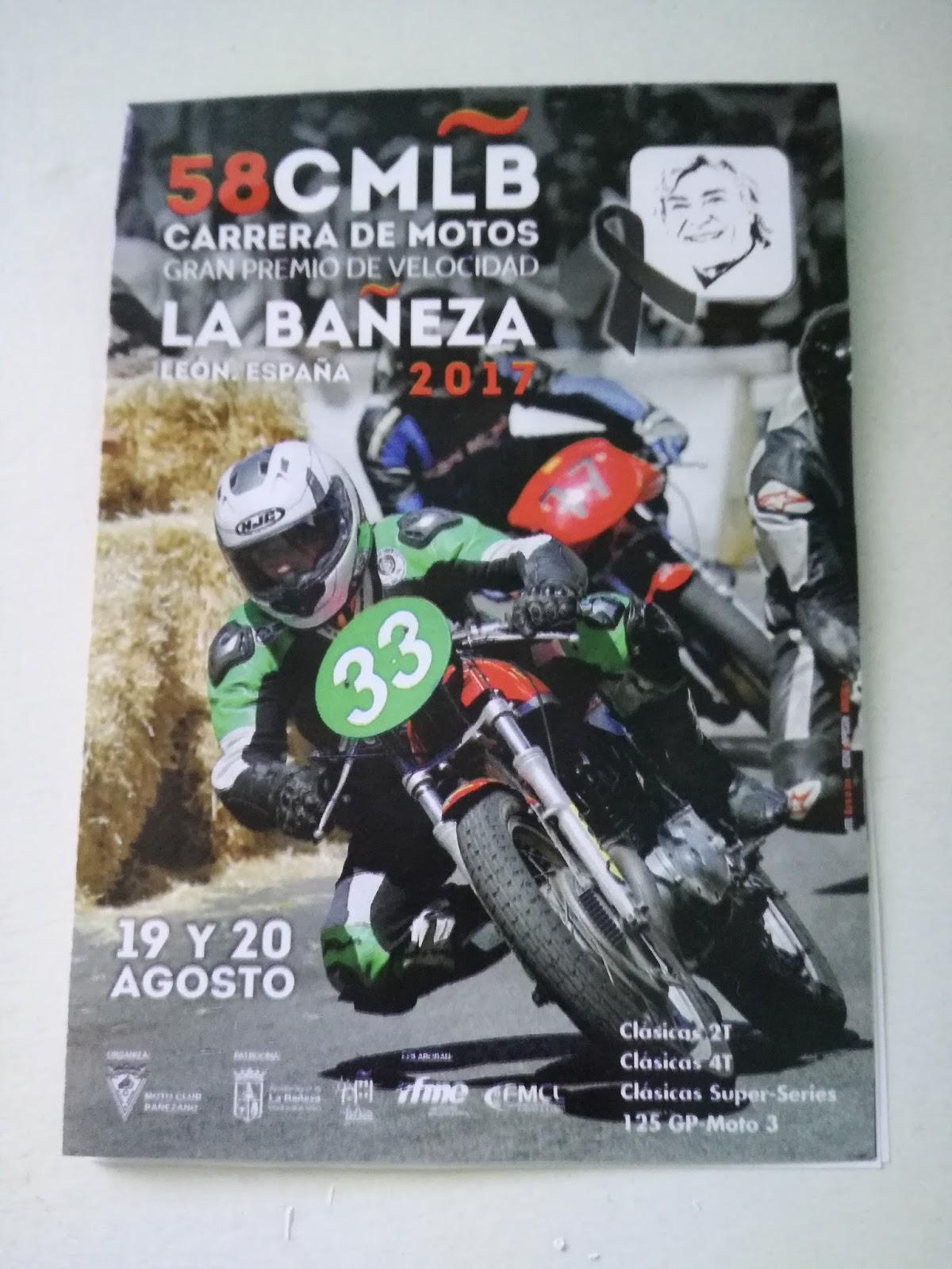 Circuito Urbano La Bañeza : La carrera de motos aumenta todas sus medidas de seguridad por mied