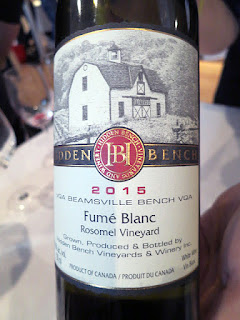 Hidden Bench Fumé Blanc 2015 (90+ pts)