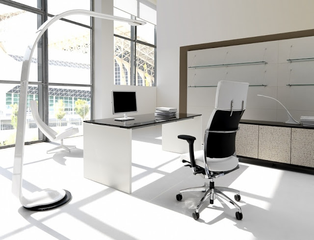 best buy executive white office furniture UK sets for sale online