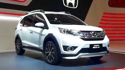 Review dan Spesifikasi Honda BRV Semua Tipe Lengkap