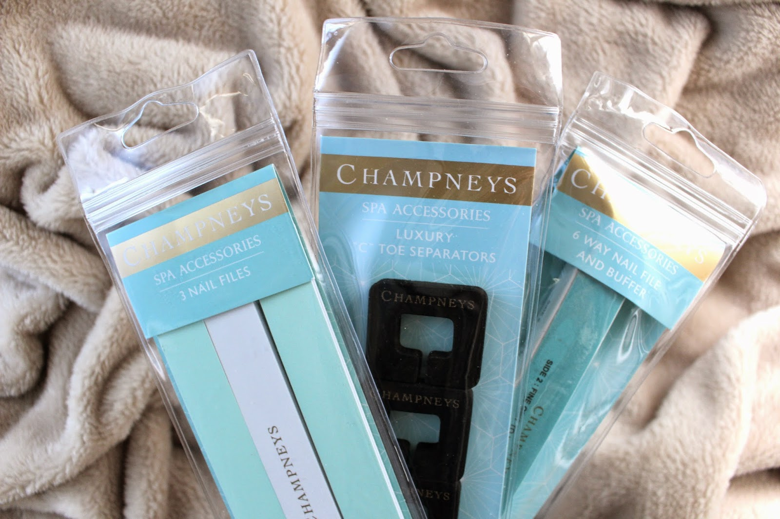 Champneys Nail Accessories Giveaway