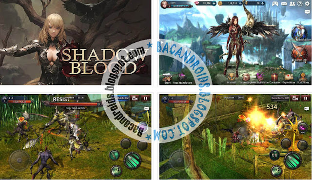 Game ShadowBlood Full Apk v1.0.0.7 Release Latest Version Terbaru