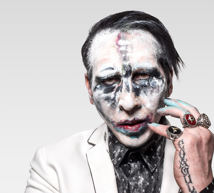 Confirmado regresso de Marilyn Manson a Portugal
