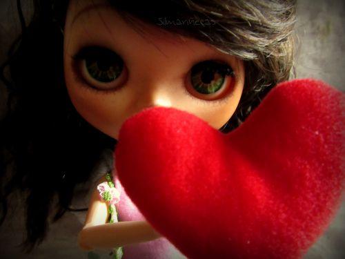 Basaak doll - San valentín