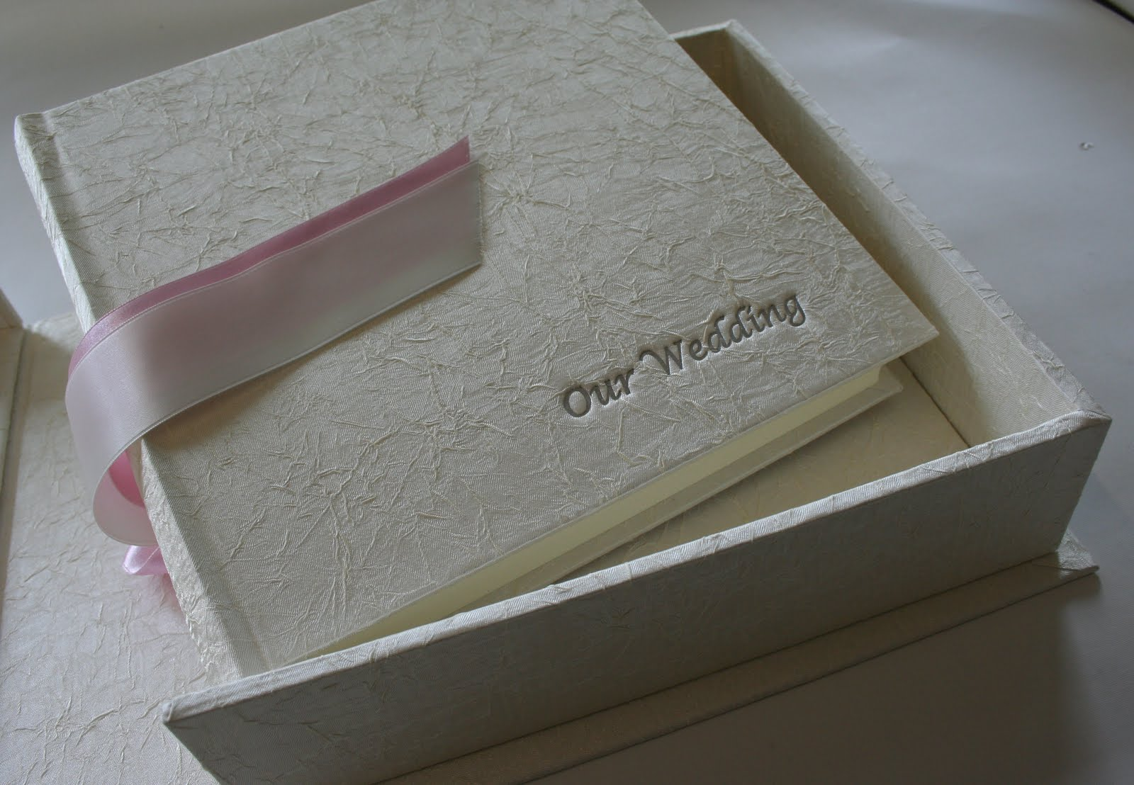 Bookbinding Black Cat Bindery Wedding Albums And Boxes