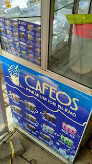 Cafeos Ice Blend