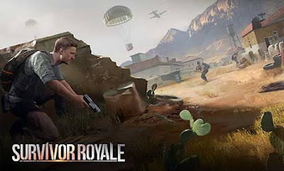Survivor Royale Apk + Data for Android Online