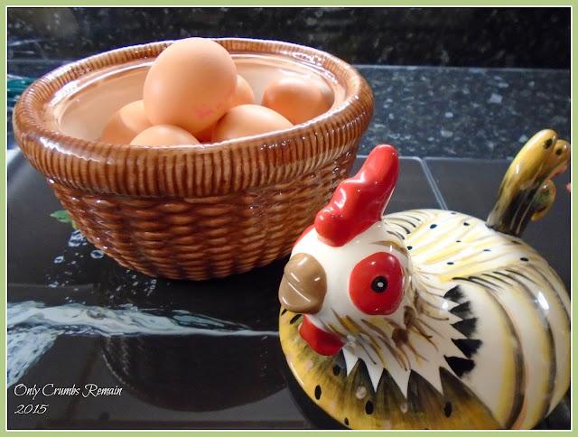 Nutritious Eggs