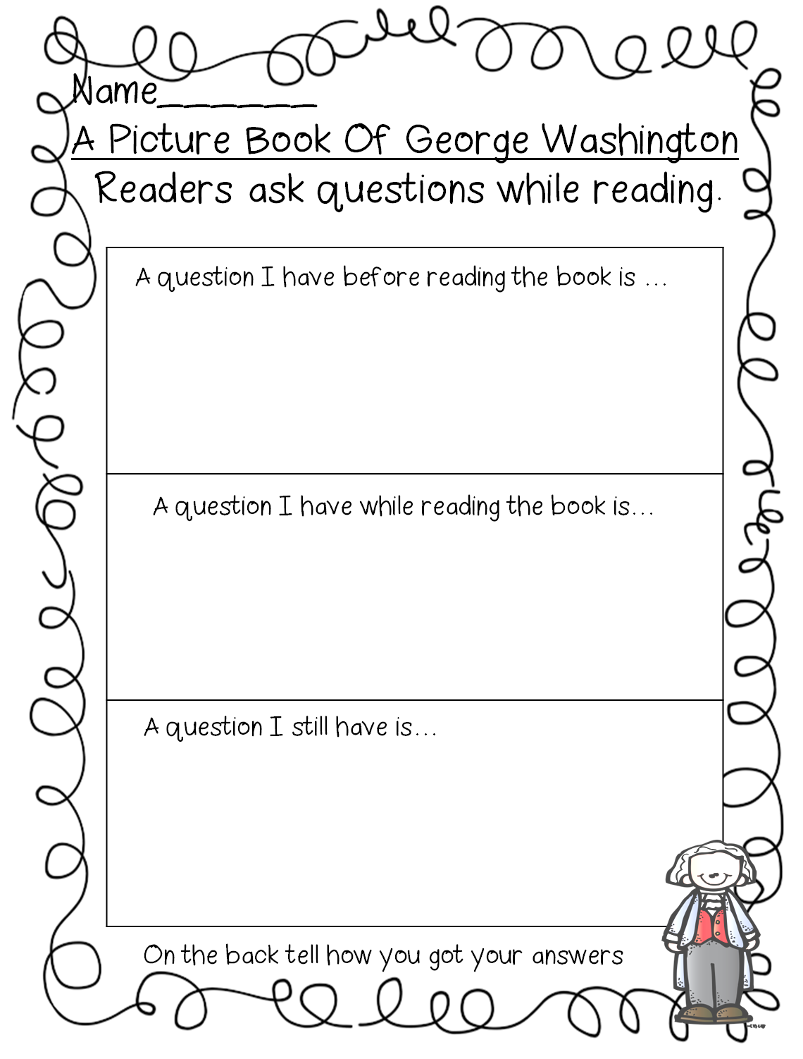 small resolution of First Grade Wow: Historical Figures