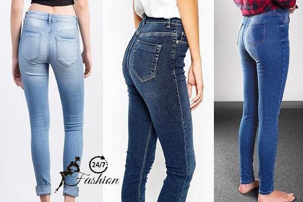 Mách bạn cách đo size quần jean nữ cực chuẩn