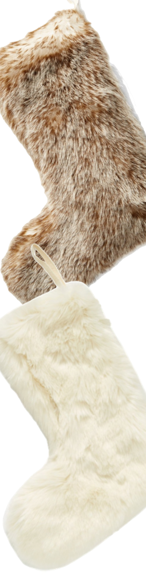 Nordstrom at Home 'Cuddle Up' Faux Fur Stocking(sold separately)