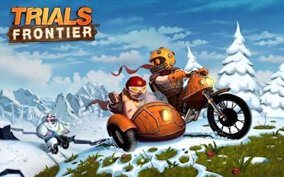 Trials Frontier Mod Apk v4.8.0 Unlimited Money